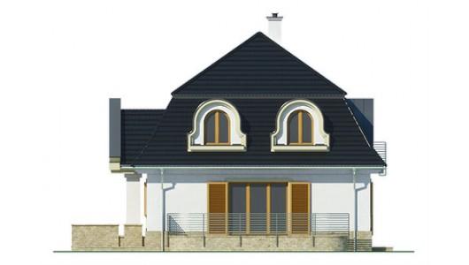Projekt domu LK&917