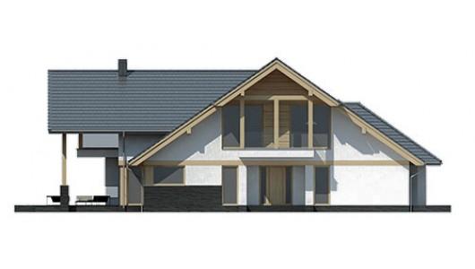 Projekt domu LK&1395