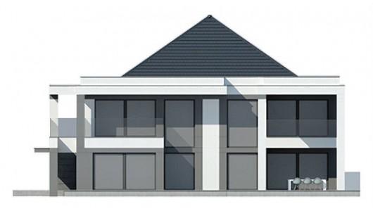 Projekt domu LK&1411