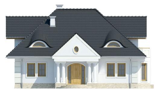 Projekt domu LK&1410