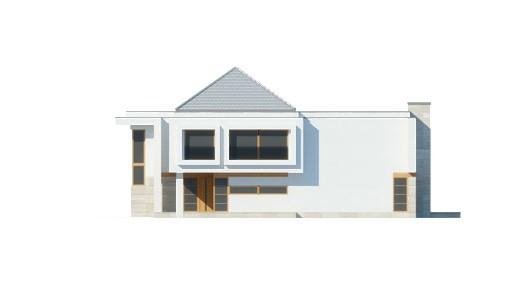 Projekt domu LK&1412