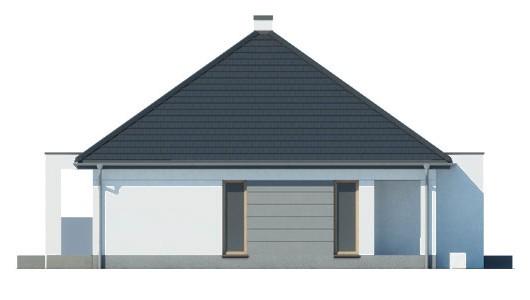 Projekt domu LK&1426