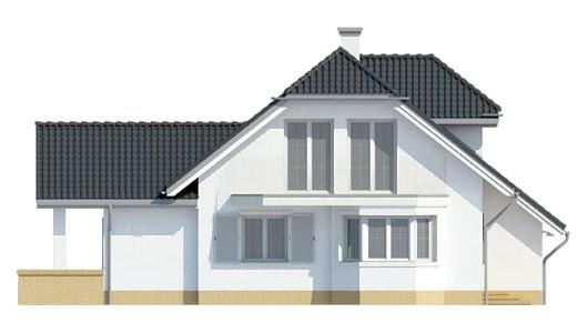 Projekt domu LK&544