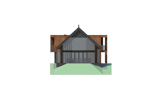 Projekt domu LK&1433