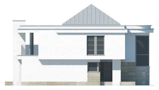 Projekt domu LK&1439