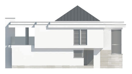 Projekt domu LK&1438