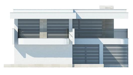 Projekt domu LK&1445