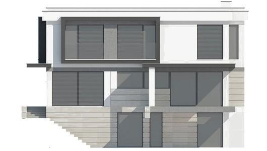 Projekt domu LK&1500