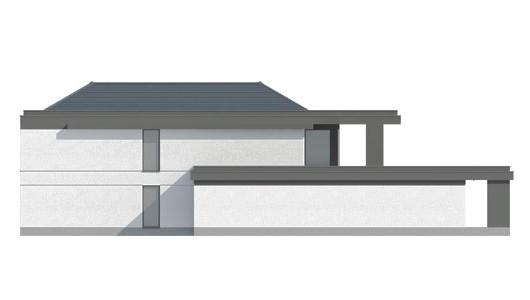Projekt domu LK&1462