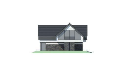 Projekt domu LK&1450
