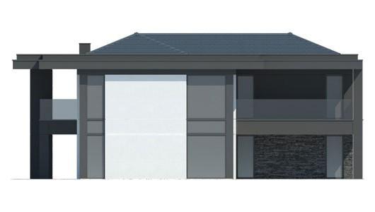 Projekt domu LK&1417