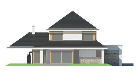 Projekt domu LK&1454