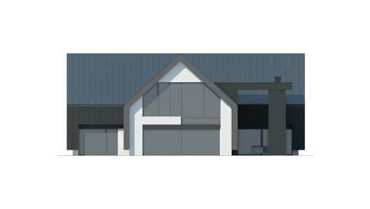 Projekt domu LK&1460