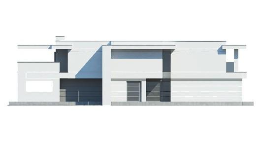 Projekt domu LK&1466