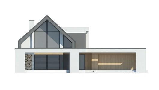 Projekt domu LK&1473