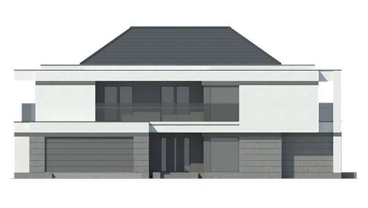 Projekt domu LK&1461