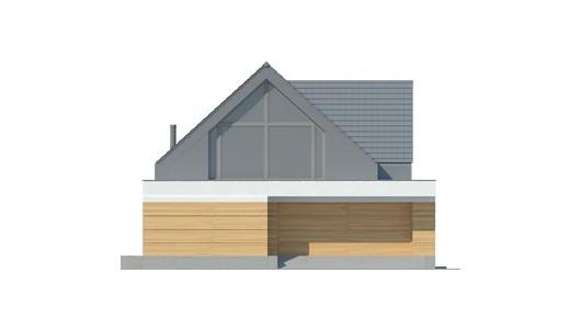 Projekt domu LK&1475