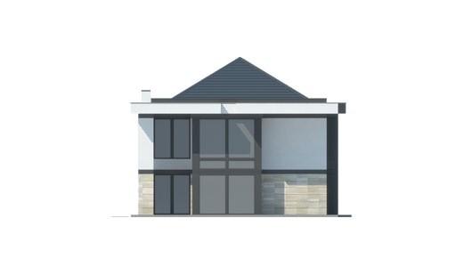 Projekt domu LK&1481