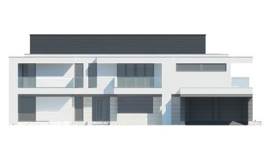 Projekt domu LK&1472