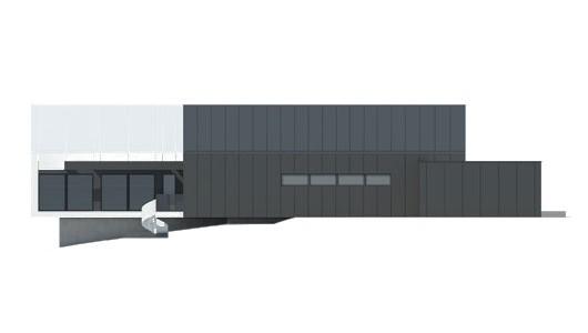 Projekt domu LK&1493