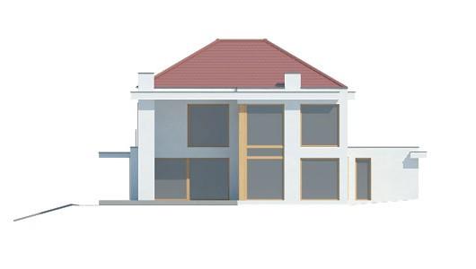 Projekt domu LK&1499