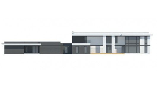 Projekt domu LK&1497