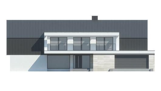 Projekt domu LK&1505