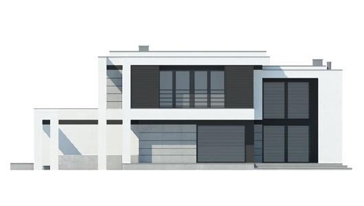 Projekt domu LK&1515