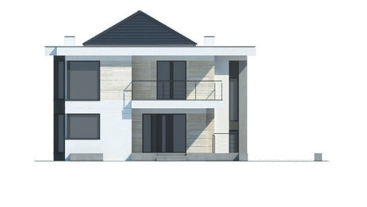 Projekt domu LK&1521