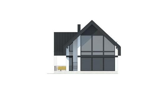 Projekt domu LK&1509