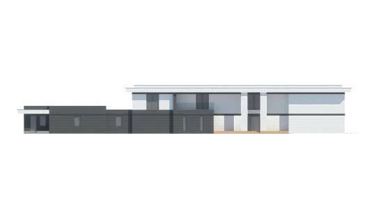 Projekt domu LK&1506