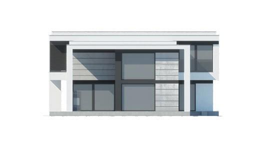 Projekt domu LK&1528