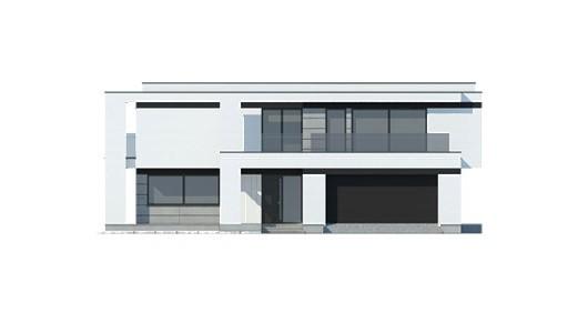 Projekt domu LK&1526
