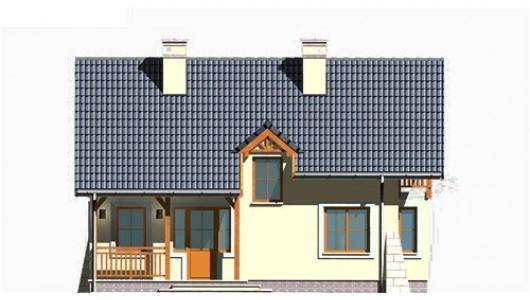 Projekt domu LK&288