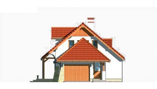 Projekt domu LK&292