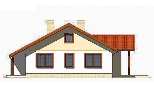 Projekt domu LK&368