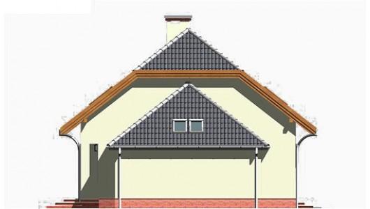 Projekt domu LK&302