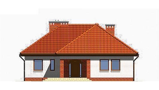 Projekt domu LK&179