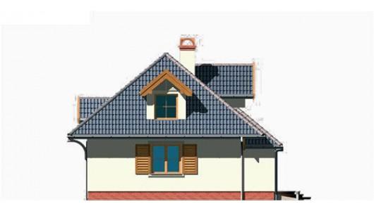 Projekt domu LK&278