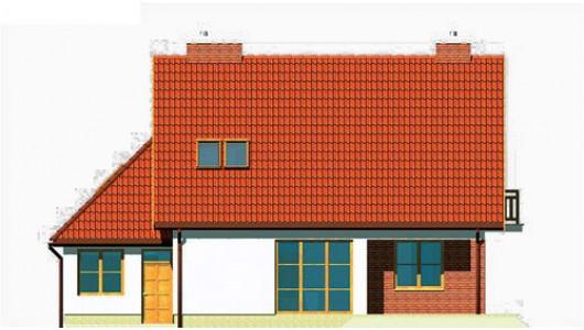 Projekt domu LK&202