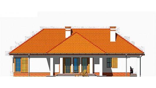 Projekt domu LK&208