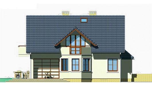 Projekt domu LK&286