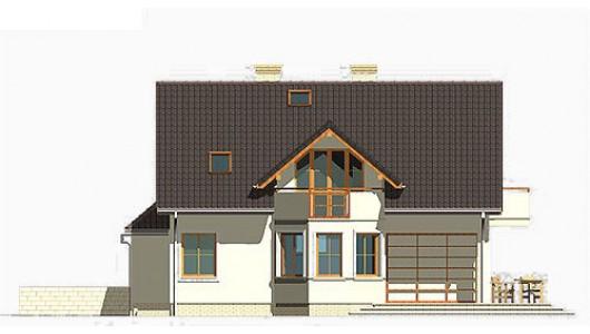 Projekt domu LK&354