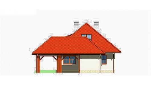 Projekt domu LK&325