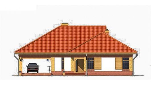 Projekt domu LK&364