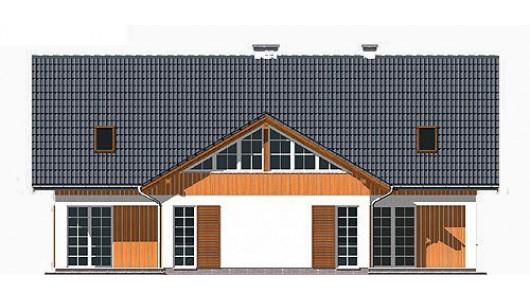 Projekt domu LK&374