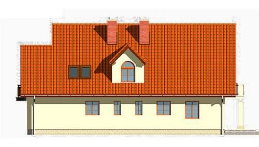 Projekt domu LK&123