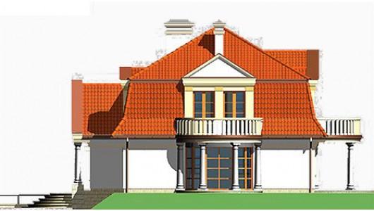 Projekt domu LK&353