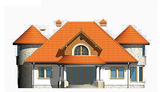 Projekt domu LK&363