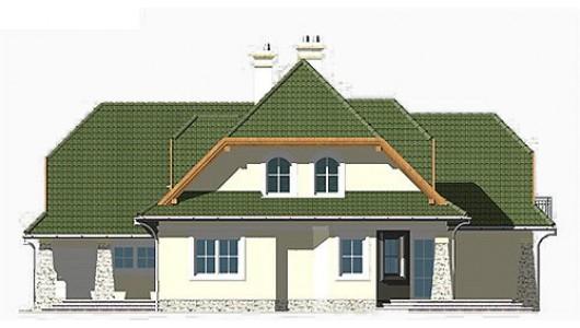 Projekt domu LK&359